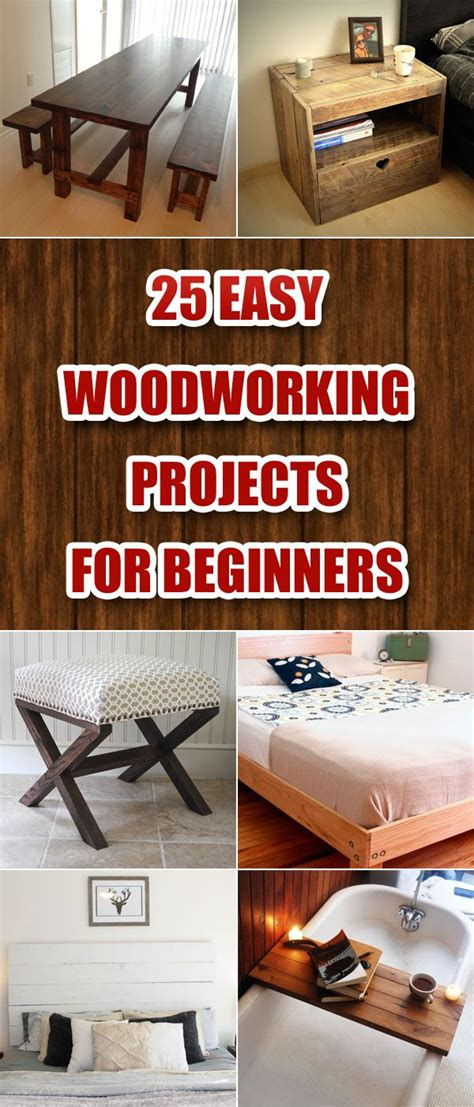 wood craft projects for beginners 25 best ideas about easy woodworking projects on