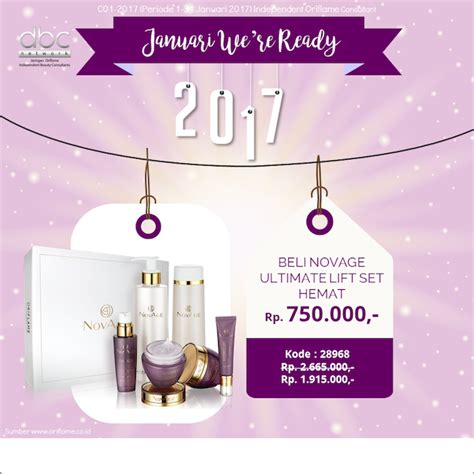 Optimals Even Out Set Meratakan Warna Kulit produk oriflame sesuai usia