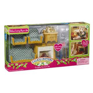 Calico Critters Deluxe Living Room Set Calico Critters Deluxe Living Room Set Qc Supply
