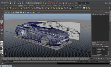 car design cad software free