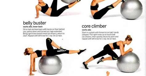 fitball exercises favourite workout routines fitness regime supplements