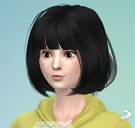 anime hairstyles for the sims 3 the sims 4 anime by fadhilyudho on deviantart