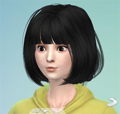 Sims 4 Anime Hair | sims 4 anime hair newhairstylesformen2014 com