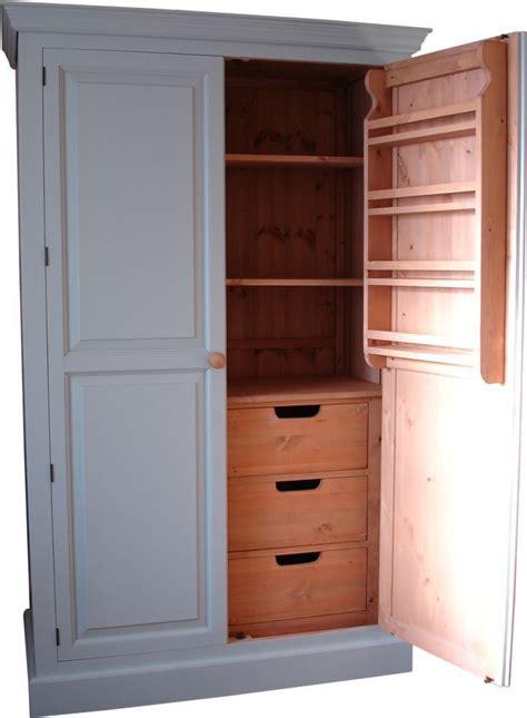 Kitchen Pantry Cupboard Uk 25 Best Ideas About Larder Cupboard On Pantry