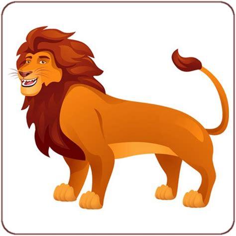 Sticker Roi Lion