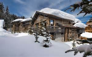 Log Lodge Floor Plans inspiring modern chalet interior design from french alps