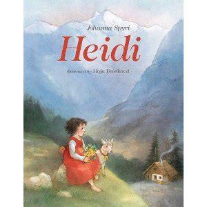 heidi books quot heidi of the alps quot the 1974 anime series