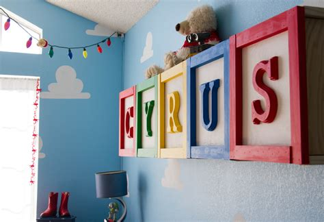 toy story bedroom decor toy story boy s room project nursery