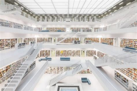 stuttgart library 21 most beautiful libraries in the world