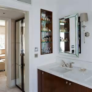 Bathroom Alcove Ideas En Suite With Smart Cabinetry And Open Storage En Suite