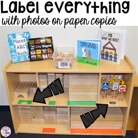 classroom essentials for new early childhood professionals a preservice work book books 25 best ideas about preschool center labels on