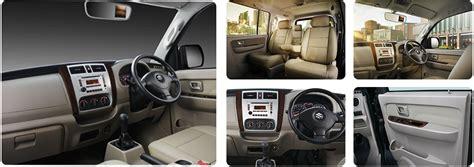 Apv Luxury by Apv Arena Luxury Kredit Apv Suzuki Mobil