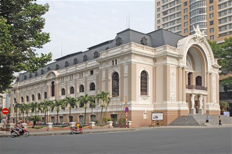 the house of saigon the saigon opera house elegancepalacehotel