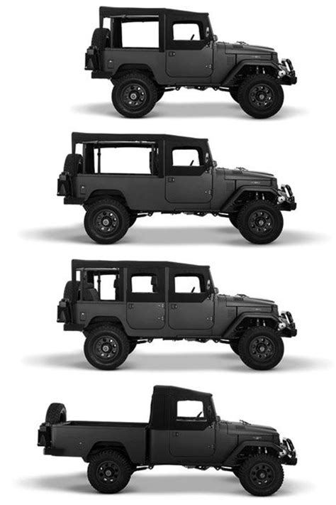 modern army jeep 72 best cars toyota land cruiser fj45 images on pinterest