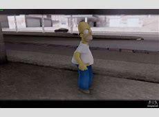 Homer Simpson for GTA San Andreas Zelda Ocarina Of Time Characters