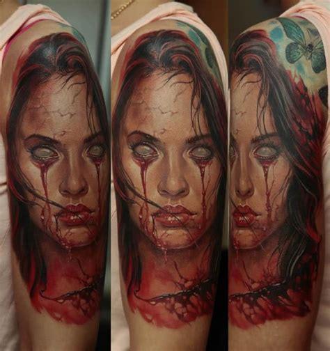 imagenes realistas estilizadas tatuajes realistas espectaculares de dmitriy samohin