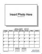 make a photo calendar template 17 best ideas about calendar templates on