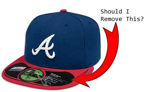 Baseball Cap Topi 23 why don t take the stickers after buying a new