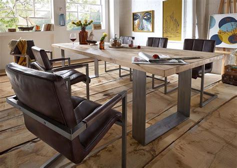 Terrassen Deko Ideen 2453 by Esstisch Eiche Stahl Bodahl Houston Jenverso De