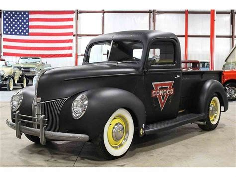 ford up truck for sale 1940 ford for sale classiccars cc 923920