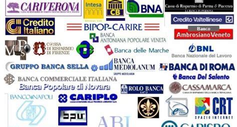 tutte le banche italiane le migliori banche italiane listalo