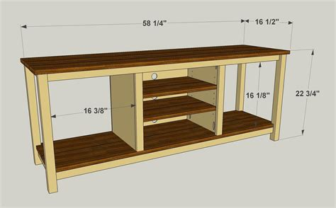 how to build a tv uncategorized how to build tv stand