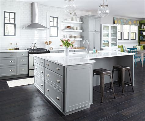 affordable kitchens with light gray kitchen cabinets light gray kitchen cabinets decora cabinetry