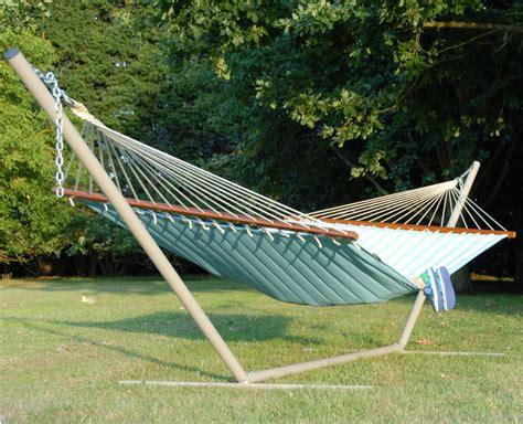 Large Hammock Large Deck Set Hammock And Stand Set By Emilyhannah