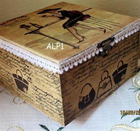 tutorial de decoupage en madera taller decoupage sobre madera con tintes y t 233 cnicas uolala