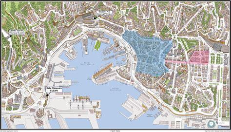 mappa porto di genova genova 2001 genova 2011 loro la crisi noi la speranza