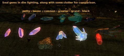 mine and cut gems at skyrim nexus mods and community soul gems glow when full at skyrim nexus mods and community