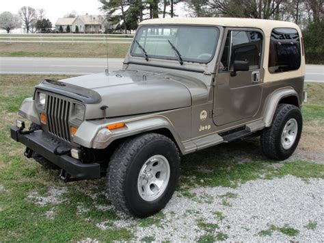 what is a yj jeep wrangler hq what is a jeep yj