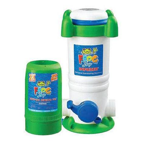 frog leap infuzer sanitizing system leisure depot
