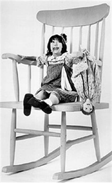 Tomlin Rocking Chair by 1 On Chair