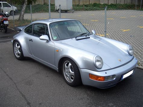 1990 Porsche 911 Turbo Related Infomation Specifications