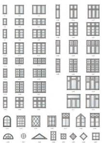 Styles Of Windows by House Window Types Images