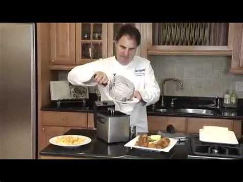 Kuche Air Fryer Dan La Multi Cooker waring pro professional fryer doovi