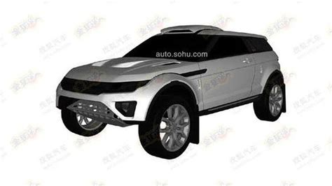 Cheapest Supercars To Maintain by Rally Looking Range Rover Evoque Is The Milner Lrm 1