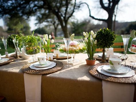 outdoor table setting wedding centerpiece ideas for every budget and style diy