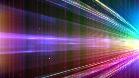 uhd peaceful rainbow lightbeams meditation animation