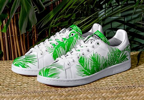 Adidas The Palm Tree Pack Ses Original Green Iphone Iphone 6 pharrell x x adidas stan smith palm tree sneakernews