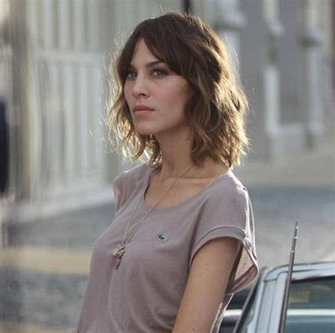 ooh la lacoste! alexa chung returns to her modelling roots