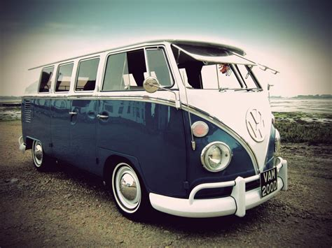 volkswagen old van vw bus van this is the last year they will ever be