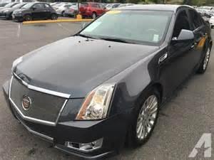 2010 Cadillac Cts 3 6l 2010 Cadillac Cts 3 6l V6 Premium 3 6l V6 Premium 4dr