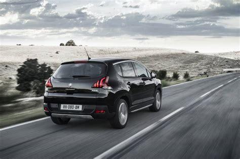 Peugeot 3008 Model Range