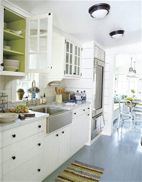 painted kitchen floor ideas white kitchens i 5 take away tips the inspired room