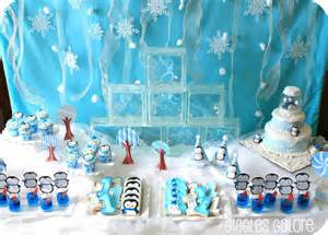 Winter Wonderland Party » Home Design 2017