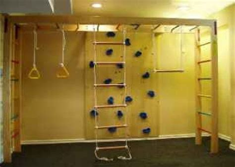 Diy Indoor Jungle Gym diy indoor rock wall indoor rock walls and