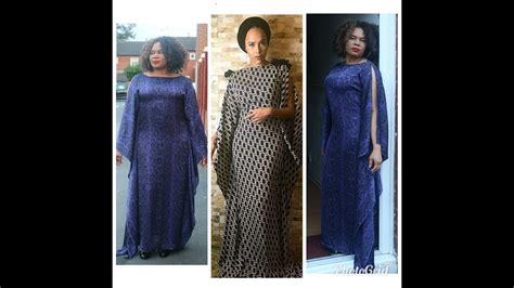 sylish bubu how to make a kaftan dress bubu youtube