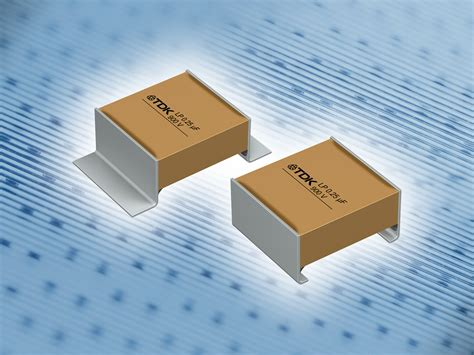 epcos ag capacitor ceramic capacitors ceralink types with higher voltage tdk europe epcos